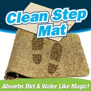 As Seen on TV - Clean Step Mat