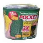 As Seen on TV - 50 Foot Pocket Hose Green