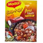 NESTLE  MAGGI SOUP IT UP! BEEF NOODLE MIX (60G)