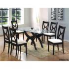 Flores 7pc Dining Room Set