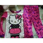 Hello Kitty Girls Sleepwear