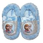 Girls Frozen Slippers
