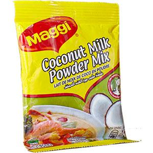 NESTLE  MAGGI COCONUT MILK POWDER - 10 X 25G