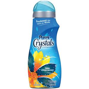 Purex Crystals Laundry Enhancer Fresh Spring Waters 28oz