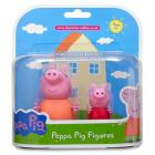 PEPPA PIG - TWIN FIGURE PACK - MOTHER PIG & PEPPA PIG