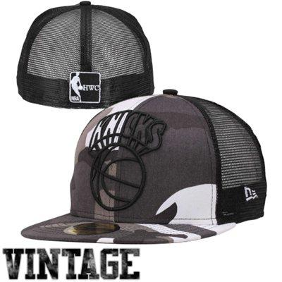 N.Y. Knicks Fitted Hat