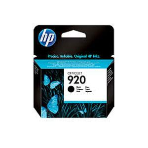 HP 920 Black Ink