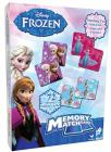 Frozen Memory Match Game