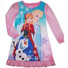 Disney Frozen Elsa, Anna and Olaf Nightgown