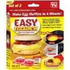 As Seen On TV Easy Eggwich