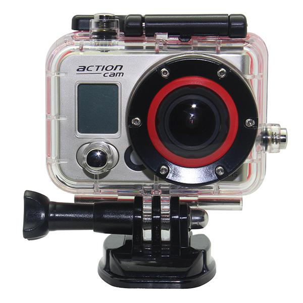 Waterproof 1080P HD WIFI Action Camera (Rent to Own)