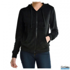 Ladies Black Zipper Hoodies.....size S, M, L, XL...$$260.00