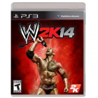 WWE 2K14 - Playstation 3 (Rental)