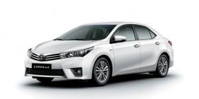 Toyota Corolla (Car Rental)