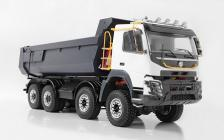 DUMP TRUCK (WITH DRIVER) (RENTAL)