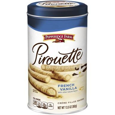Pepperidge Farm Pirouette French Vanilla 382G
