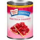 DUNCAN HINES COMSTOCK ORIGINAL BERRY PATCH STRAWBERRY PIE FILLING 595G