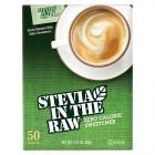 STEVIA IN THE RAW 50CT 50G