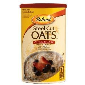 ROLAND STEEL CUT OATS QUICK & EASY 680G