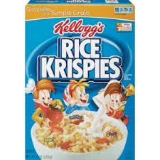 KELLOGG'S RICE KRISPIES 255G