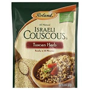 ROLAND TUSCAN HERB ISRAELI COUSCOUS 179G