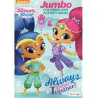 "Shimmer And Shine Jumbo Colouring And Activity Book ""Always Together"""