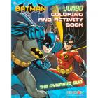 Batman Jumbo Colouring & Activity Book ~ the Dynamic Duo (96pgs)