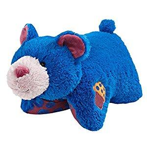 Pillow Pets Sweet Scented Pets - Blueberry Muffin Bear, Blueberry Muffin Scented Stuffed Animal Plush Toy