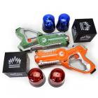 Laser Tag Infrared Battle Game - CAPTURE THE FLAG Pack (RENT - 3 Hours)