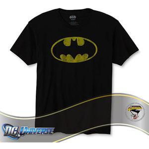 Batman Distressed Tee (T-Shirt)