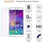 Galaxy J5(2015) Tempered Glass Screen Protector, 2.5D Edge 9H Hardness [Anti Scratch][Anti-Fingerprint] Bubble Free