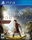 Assassin's Creed Odyssey - PlayStation 4 Standard Edition - PS4 (Rent)
