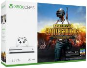 Xbox One S 1TB Console – PLAYERUNKNOWN'S BATTLEGROUNDS Bundle