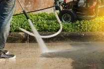 PRESSURE WASHER SERVICE (1,500 sq ft for 6 hrs) (RENTAL)