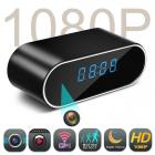 Spy Clock 1080P HD Wi-Fi DVR