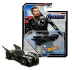 Hot Wheels Marvel Avengers Thor Character Cars