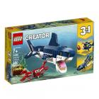 LEGO Creator 3in1 Deep Sea Creatures 31088 Building Kit, New 2019 (230 Piece)
