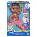 Baby Alive Shimmer 'n Splash Mermaid (Black Hair)