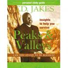 Insights to Help You Survive the Peaks and Valleys: Can You Stand to Be Blessed? by T.D. Jakes