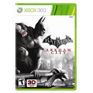 Batman Arkham City (XBOX 360) (Pre Owned) (Rental)