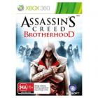 ASSASSINS CREED BROTHERHOOD (XBOX 360) (Rental)
