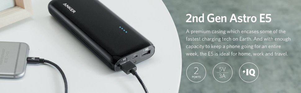 Anker Portable Chargers