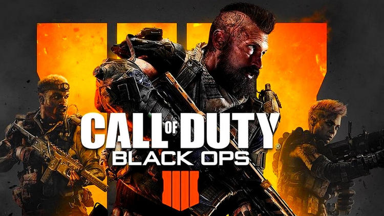 Shop Call of Duty Black Ops 4