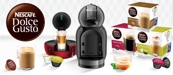 Nescafe Dolce Gusto Coffee Machiines