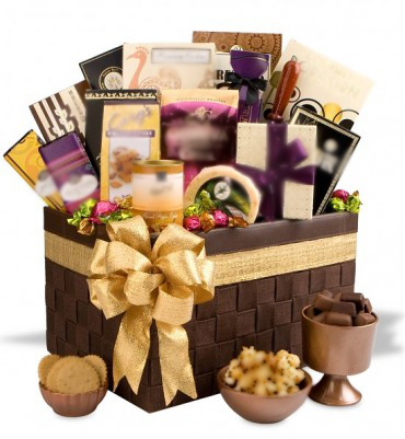 Gift Basket - (Filled with Love - Large)
