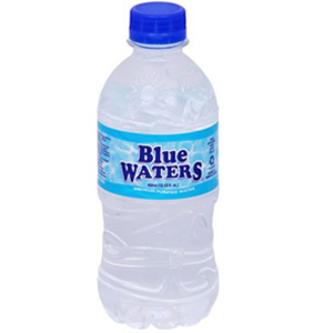 Blue Waters 410ml - Case