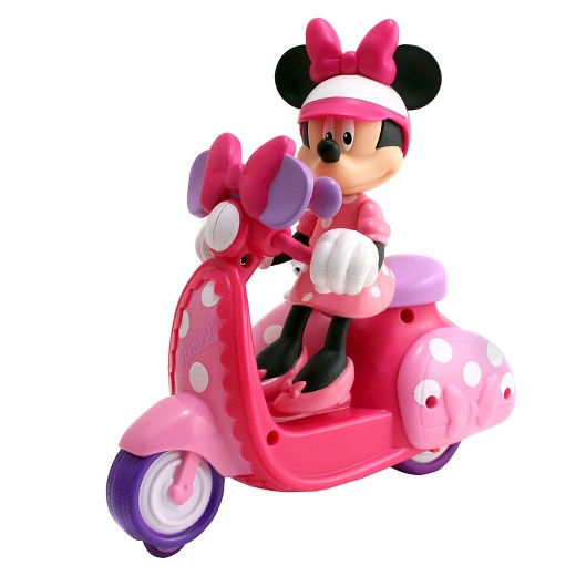 Disney Minnie Mouse Scooter R/C