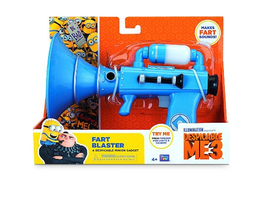 DESPICABLE ME 3 - FART BLASTER