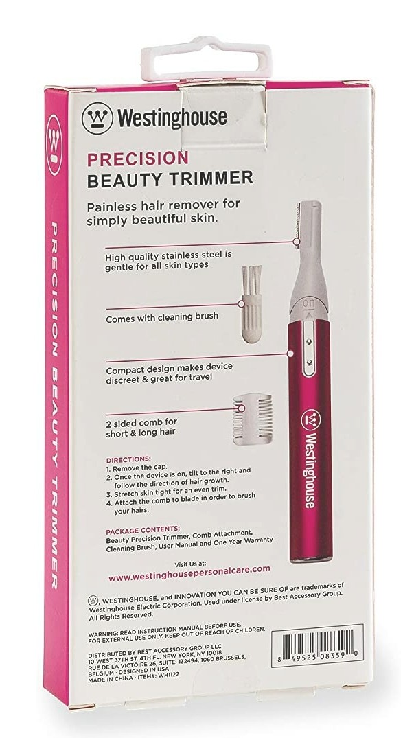 Westinghouse Precision Beauty Trimmer