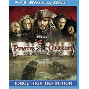 Pirates of the Caribbean: At World\'s End (2-Disc Set) [Blu-ray]